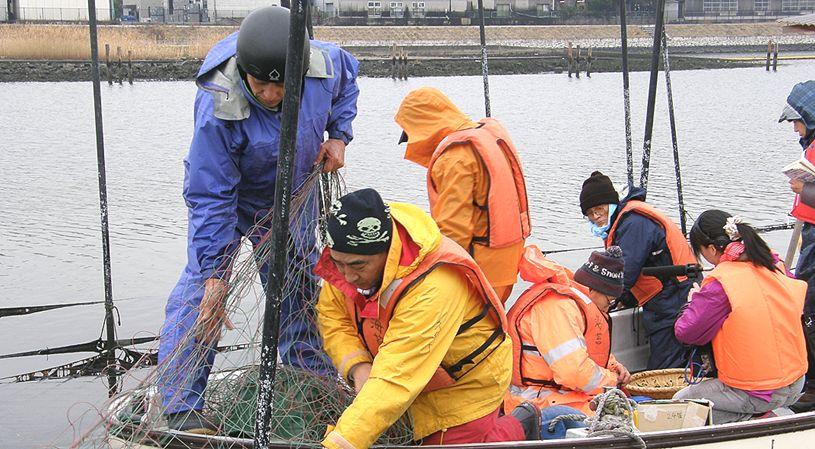 久保井海苔店の取り組み 人に関する情報収集