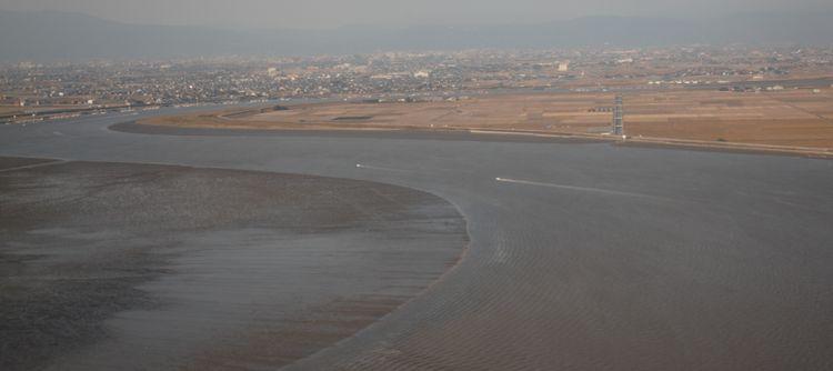 海苔の摘採場所